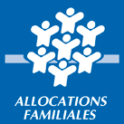 logo caisse allocation familial